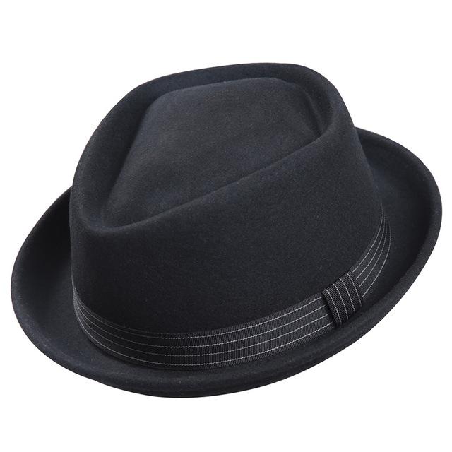 pork pie hoed